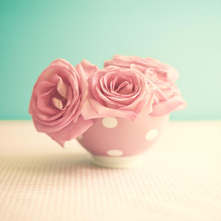 Изображение товара Вазочка с цветами